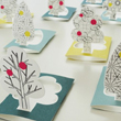 tree cards and envelopes