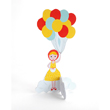 pop out balloon girl