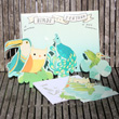 birds of a feather notecards