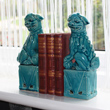 oriental dragon book ends